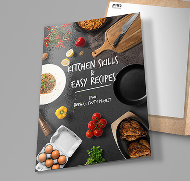 Kitchen skills and easy recipes
