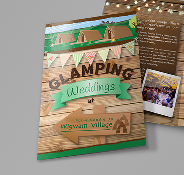 Glamping weddingds