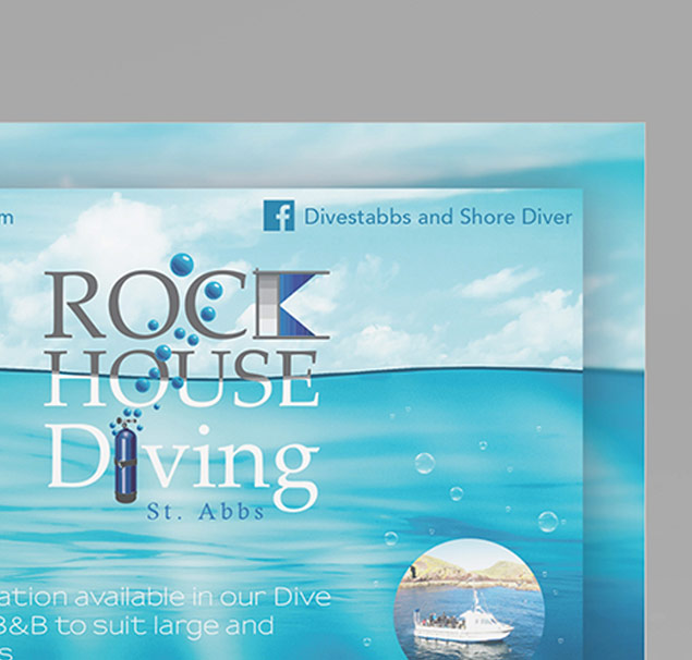 Rock House Diving